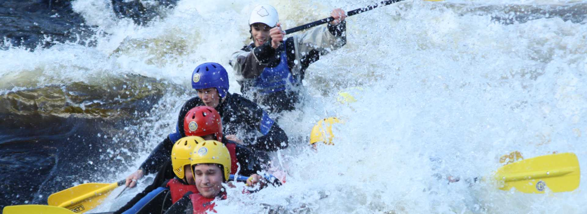 Highland Perthshire adventure activities